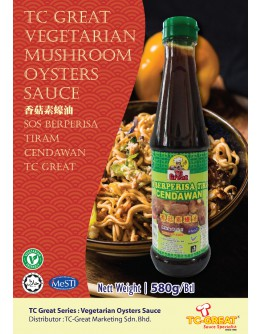 TC Great Vegetarian Mushroom Oysters Sauce