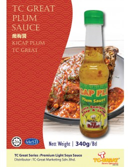 TC Great Plum Sauce